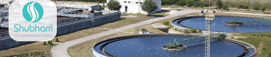 Sewage Treatment Plant in India Gujarat Ahmedabad